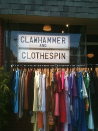 Clawhammer Clothespin